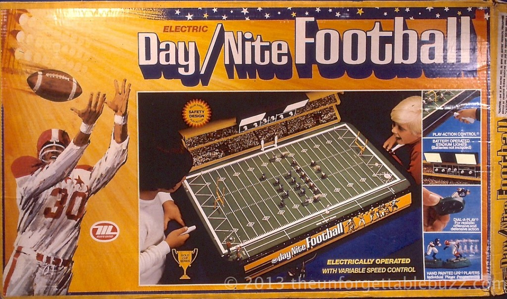Electric football Munro Day Nite Fooltball