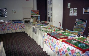 1996 Miggle Electric Football Convention