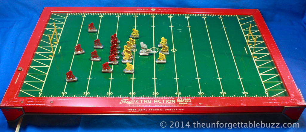 vintage electric football game eBay