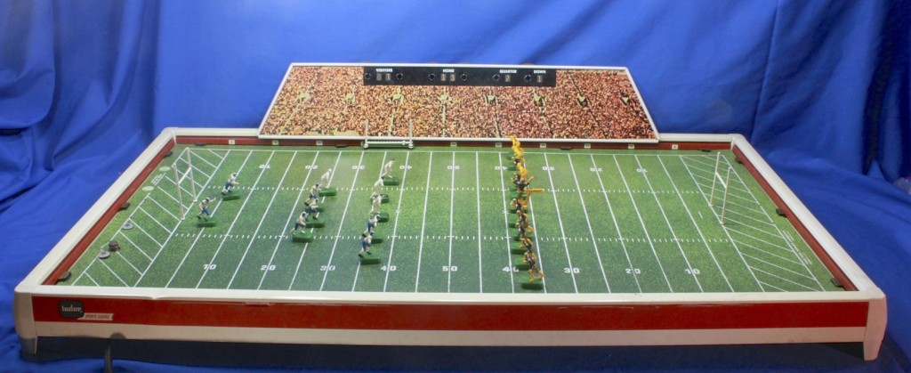 1962 Tudor Sports Classic Electric Football game