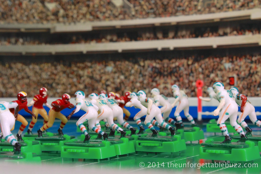 1973 Electric Football Super Bowl Game