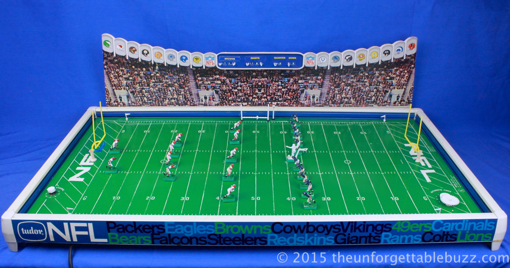1967 Tudor NFL Grass Field No. 620 game