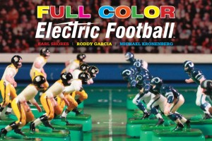 Web site banner for Full Color Electric Football